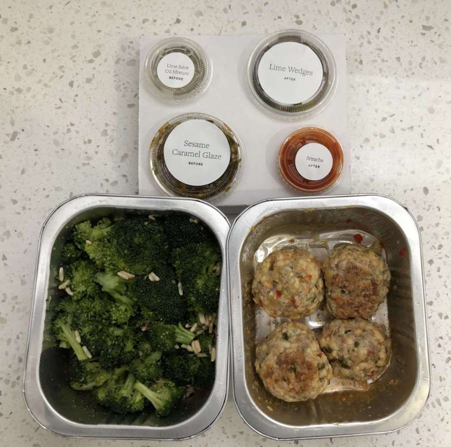 Tovala Review: Our 1.5-year smart oven test tovala-meal-sections