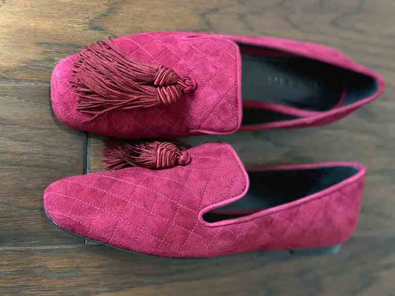 M.Gemi: Honest review of the Italian handcrafted shoes mgemi-review-red