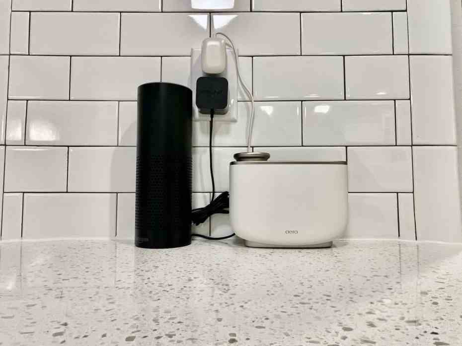 Aera Smart Diffuser Review: Here's what it looks like at home