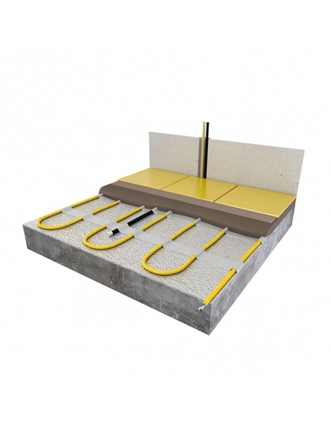 MAGNUM Underfloor Heating Cable 412 m  Wet Rooms Design