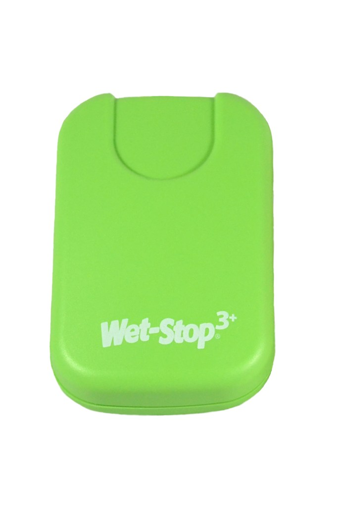 Wet-Stop 3 Bedwetting Alarm (Green) – FREE SHIPPING