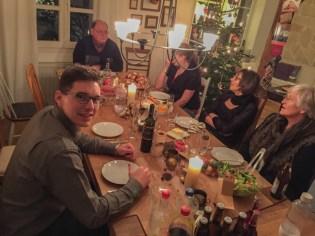 Herbert bei Juliane und Tobias