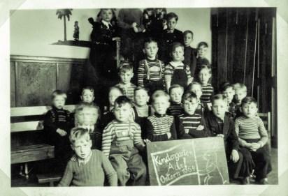 Abschluß-Kindergarten