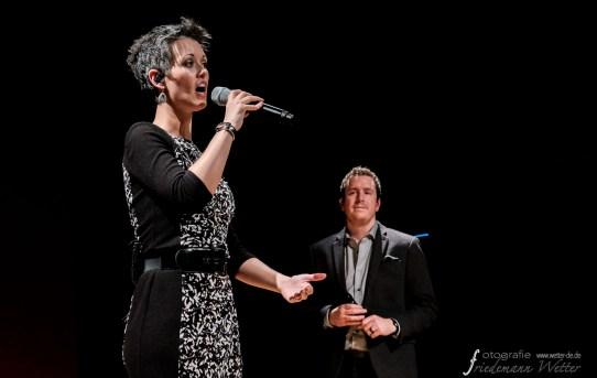 // Konzert Jenna und Blake Bolerjack //