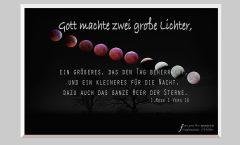 // Blutmond am 21.01.2019 über Erftstadt //