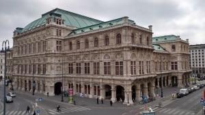 Vienna, Austria Operahouse