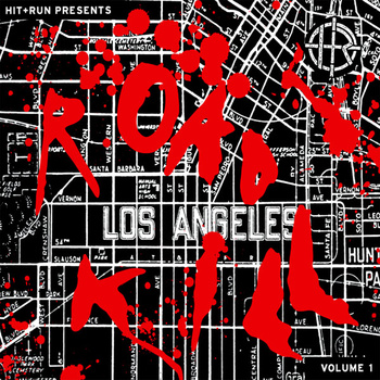 Road Kill - Vol. 1, Mndsgn, The Gaslamp Killer, Mono/Poly, Ras G, Sweatson Klank, Knxwledge, Mathewdavid, J Rocc, Kutmah