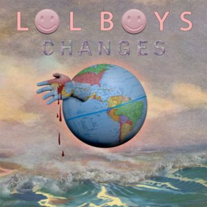 LOL BOYS Changes EP