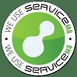 We Use ServiceM8