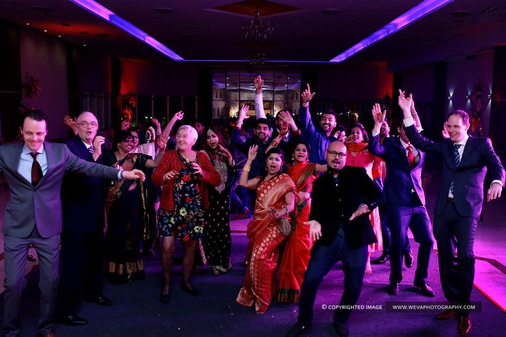 Kolkata Wedding Reception Photography 12