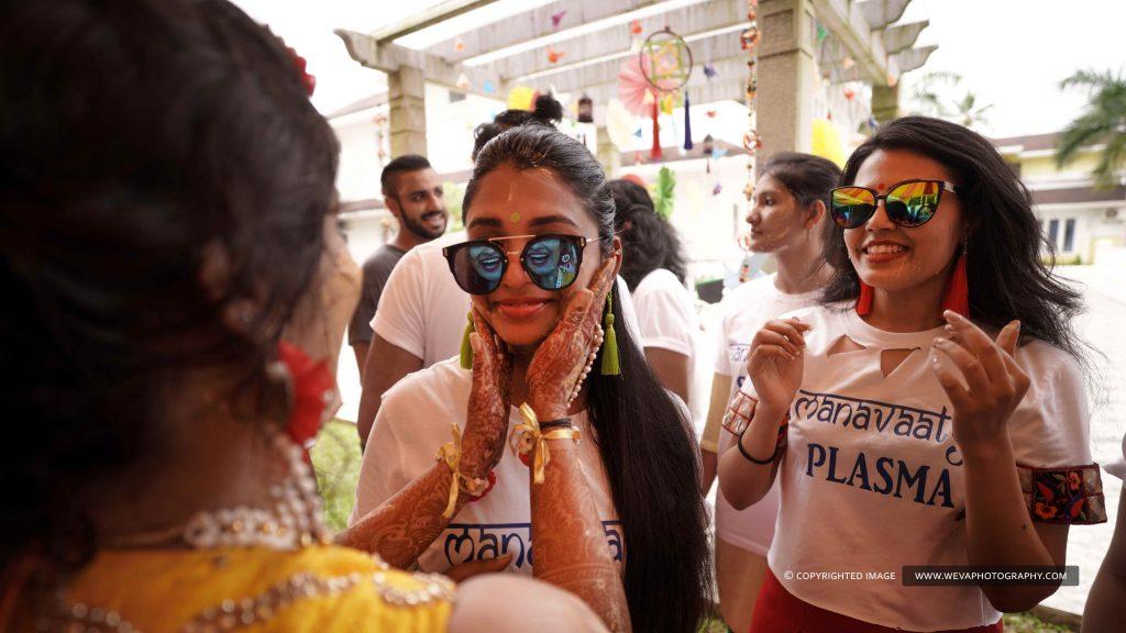 Haldi Photography Kerala