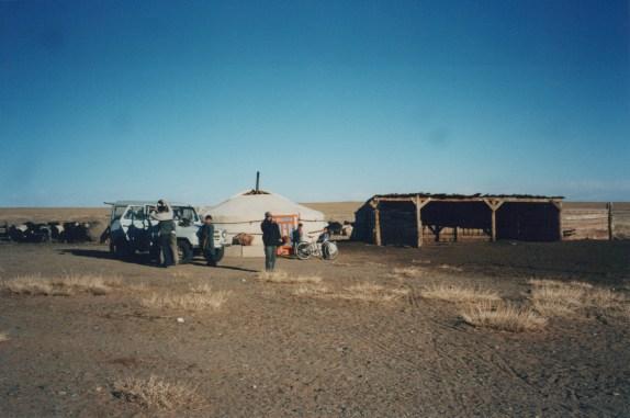 mongolia travel blog - nomad village yurt