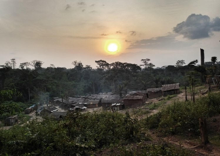 Refugee Camp - Central African Republic