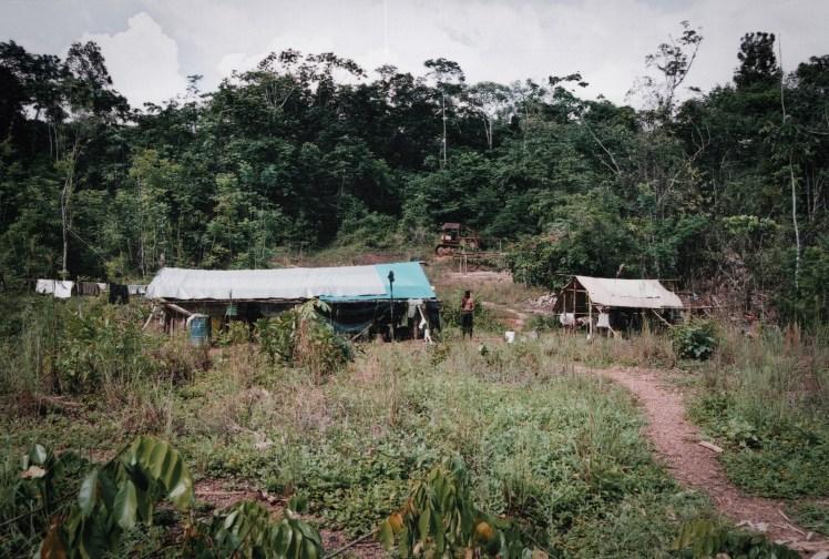 Visiting Jonestown, The People's Temple - Old mining settlement, Guyana