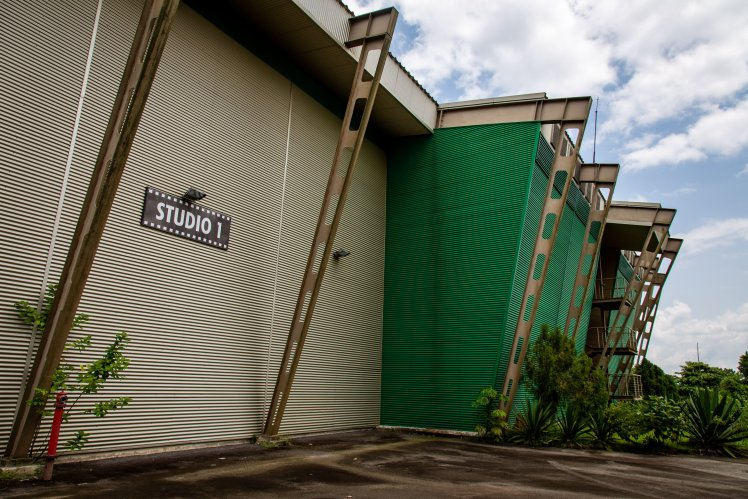 Nollywood Film Studios Nigeria - Studio 1