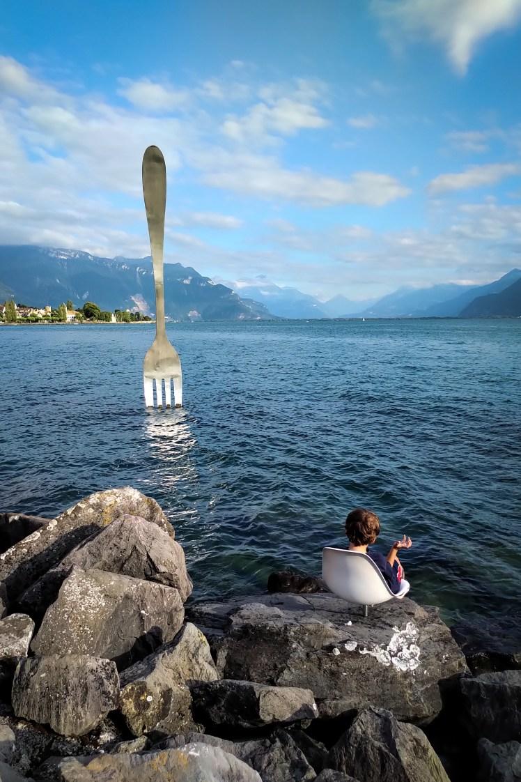 The Fork - Lake Geneva