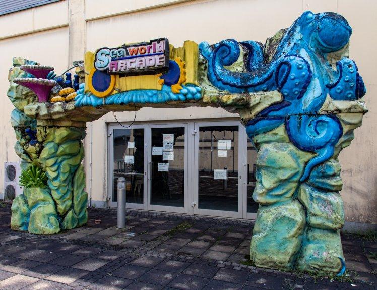 Tipana Entertainment Complex Arcade