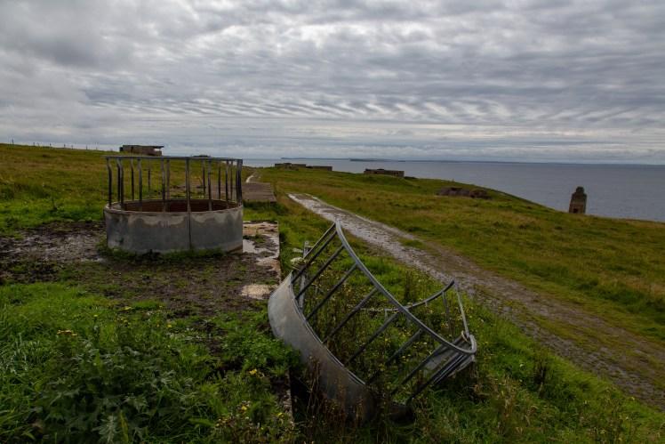 Ness Battery, Scapa Flow, Orkney Islands
