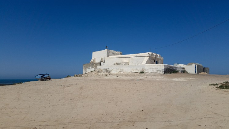 Star Wars film locations in Tunisia - Tosche Station, Djerba.