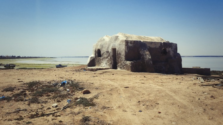 Old Ben Kenobi's Hermitage on the Tunisian Island of Djerba.
