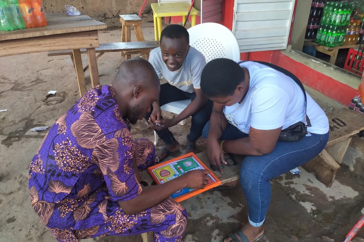 Ludo is a popular board game in Nigeria. It is one of the best travel board games to learn so you can join in a game anywhere.