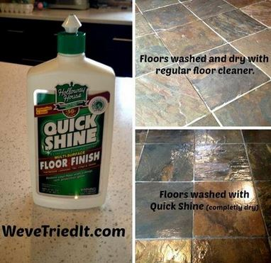 Quick Shine Floor Cleaner Review  Weve Tried It  Weve