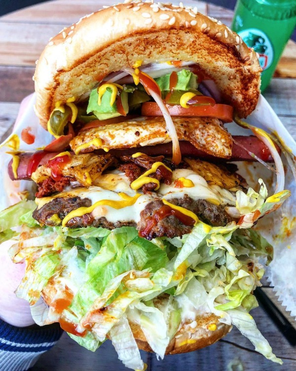 hamburguesas el gordo restaurant