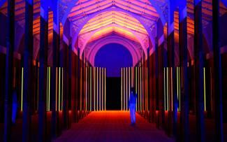 Flynn TalbotReflection RoomV&ALondon Design Week 2017