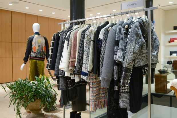 A-rack-of-Chanel-jackets-at-the-RealReal.CreditCasey-Kelbaugh-for-The-New-York-Times