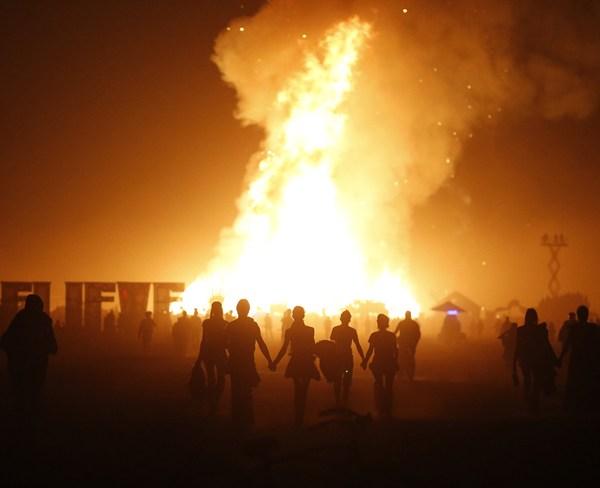 BURNING MAN FESTIVAL – Una città nel deserto