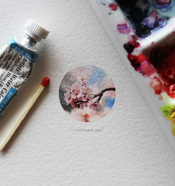 365 POSTCARDS FOR ANTS
