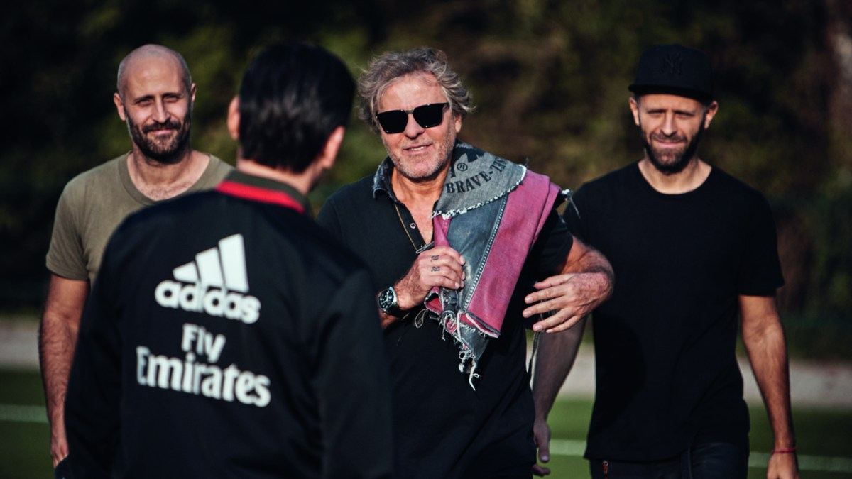 DIESEL IS THE NEW STYLE PARTNER OF AC MILAN
