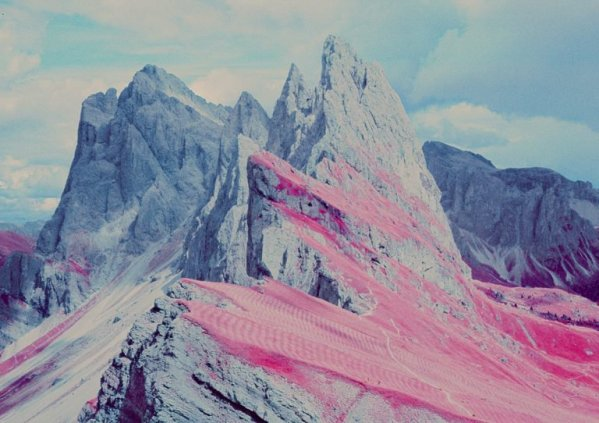 DOLOMITES IN INFRARED II