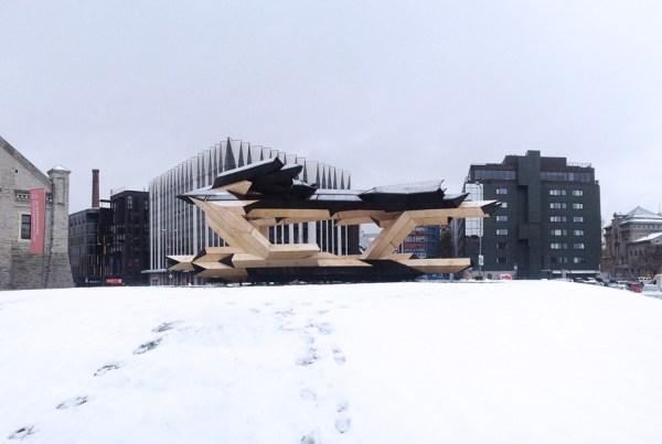 TALLINN ARCHITECTURE BIENNALE PAVILION