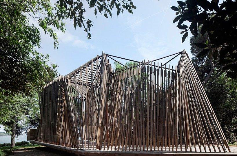 VATICAN CITY PAVILION _ Venice Architecture Biennale 2018