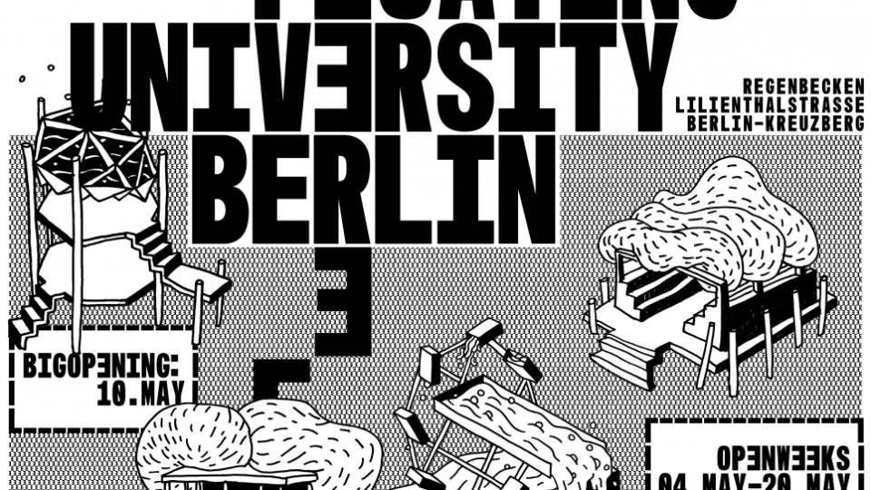 FLOATING UNIVERSITY BERLIN