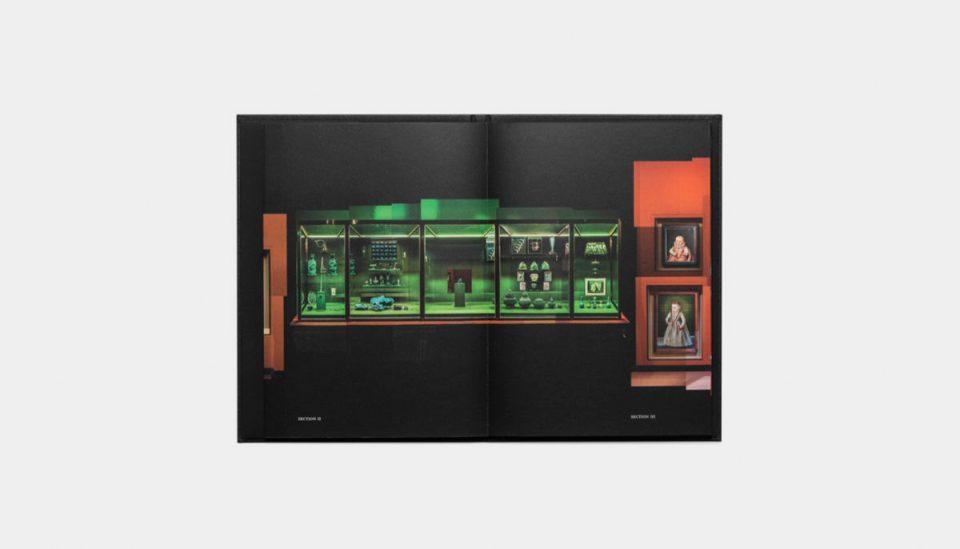 print design, exhibition catalog