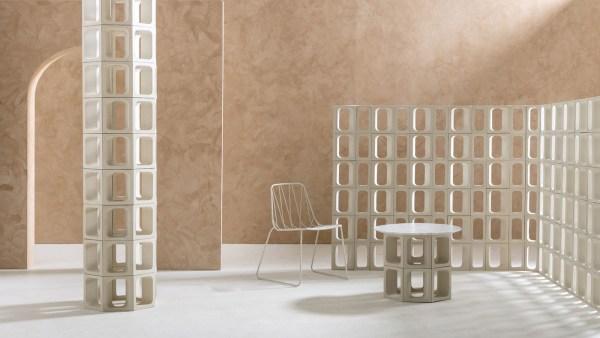 interior, brick omni by tom fereday