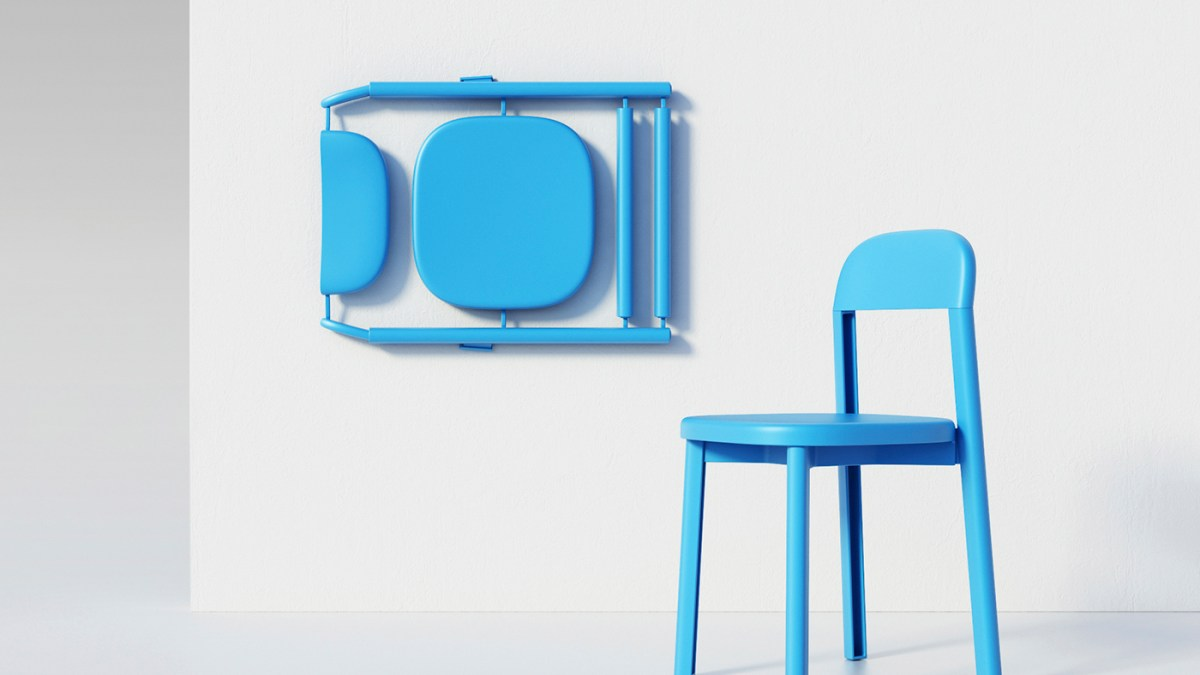 CHAIR 1:1, a contemporary design product
