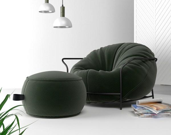 POLTRONA UNI, Levantin Design + Litvinov Studio