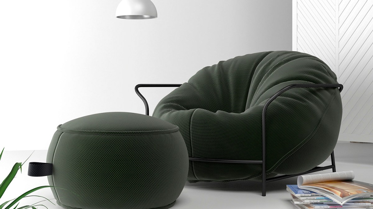 UNI ARMCHAIR, Levantin Design + Litvinov Studio