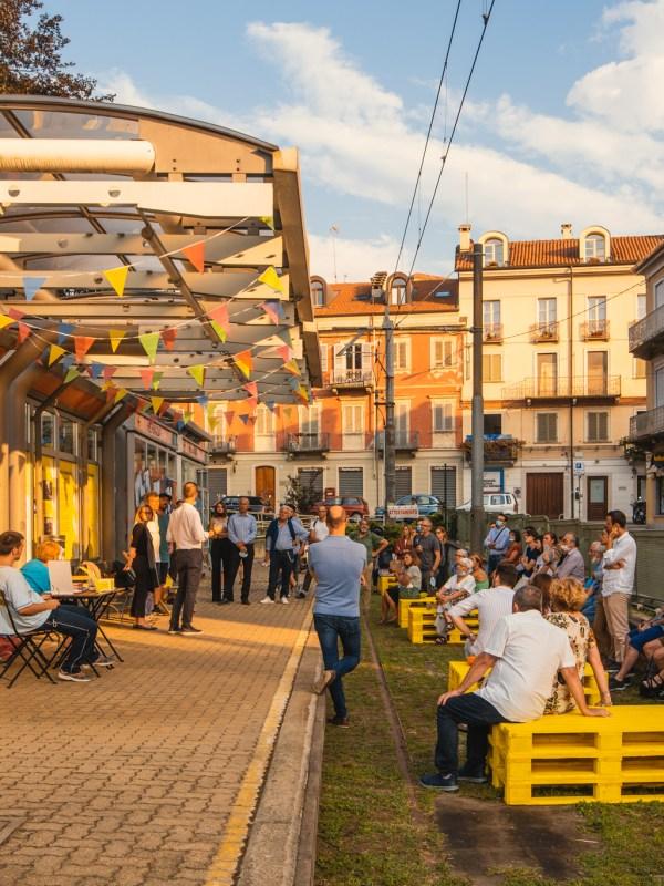 PRECOLLINEAR PARK, a public space for the community