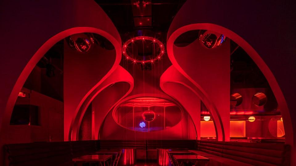 PHASE CLUB, where interiors invite you to dance