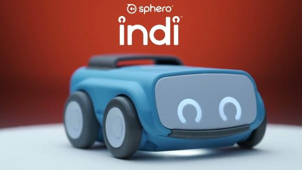 INDI, il primo robot Sphero pensato per i più piccoli