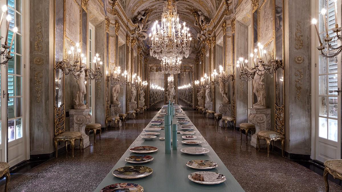 DIARIO DI UN DESIGNER. Vito Nesta at Palazzo Reale Genova