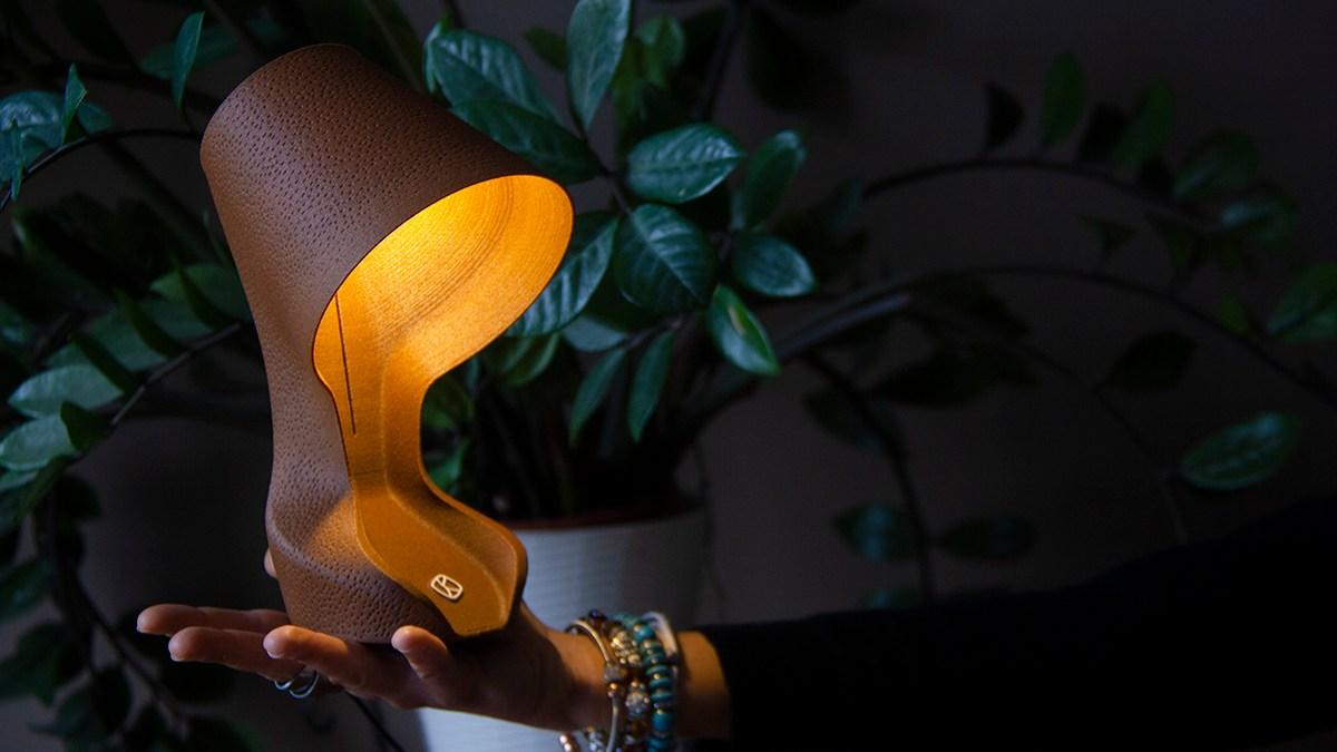 OHMIE, The Orange Lamp™ by Krill Design