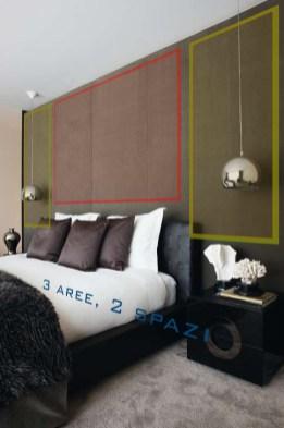 colore e separazione spazi per parete retroletto 7654da4e747f9f43777527bbbbe7565d