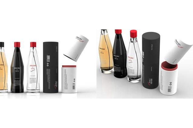 Wonchan Lee's Coca-Cola Parfum ConceptWonchan Lee