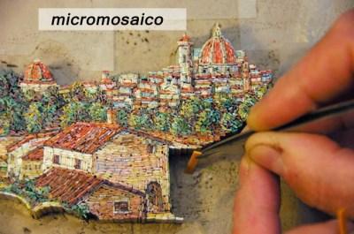 franci nf arts design wevux scuola di interni mosaic mosaico tecniche 2 micromosaico DECORATIVO