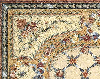 franci nf arts design wevux scuola di interni mosaic mosaico tecniche 2 mosaico artistico tappeto decorativo